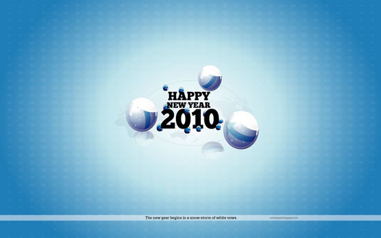 2010 HD Desktop Wallpapers by moneyzeal
