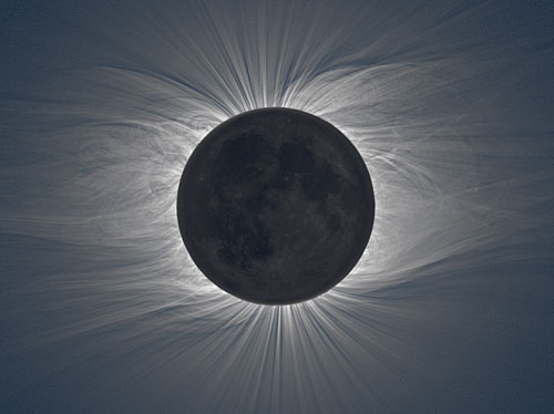 Eclipse Photograph