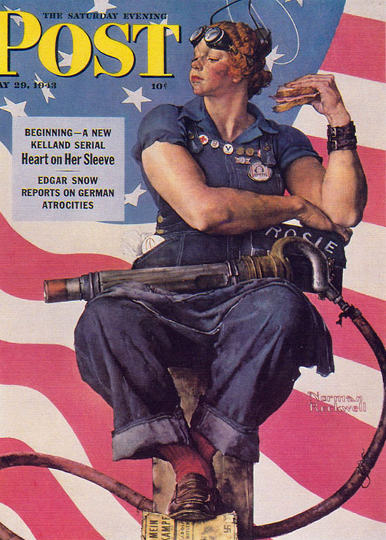 Rosie The Riveteer