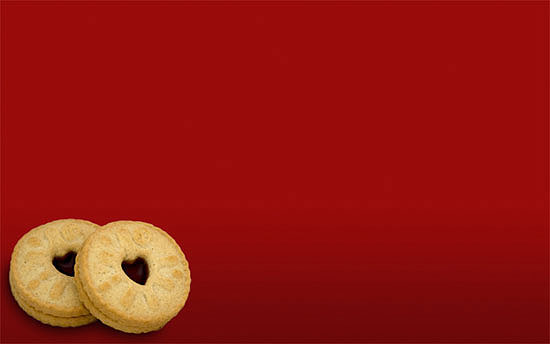 Jammie Dodger wallpaper