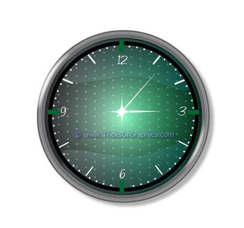 Realistic Clock