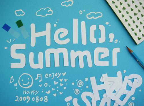 Hello Summer1