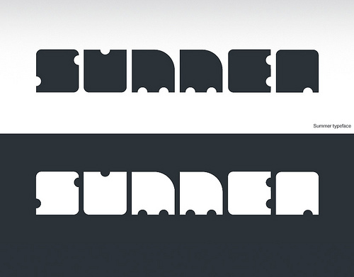 Summer Typeface