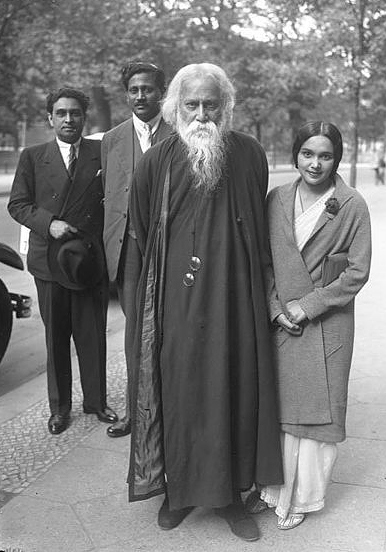 Tagore in Berlin