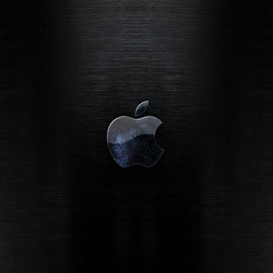 Black Blue Apple iPad