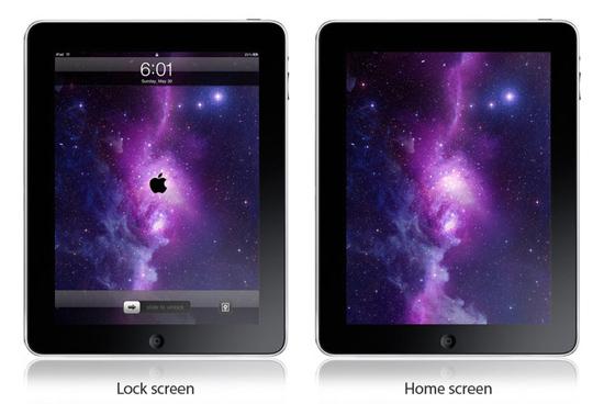 Galaxy iPad