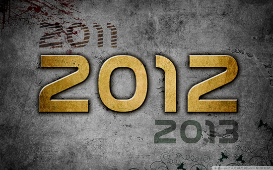 2012 Past-Future wallpaper