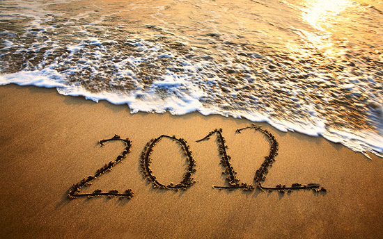 Happy 2012 Wallpaper