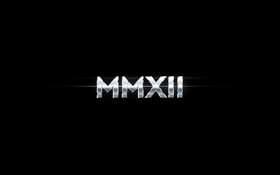 MMXII Wallpaper