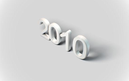 2010 minimalist by GrungeTV