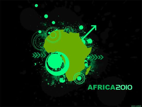 Africa 2010 wallpaper by r-o-v-e