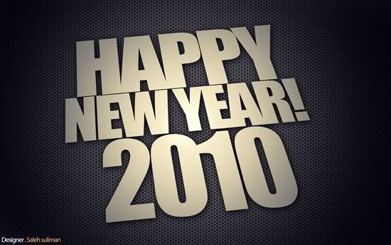 Happy New Year 2010 by Isaleh