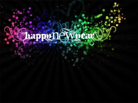 Happy New Year by thekawaiione