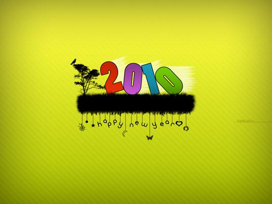 Year 2010 by moztapha