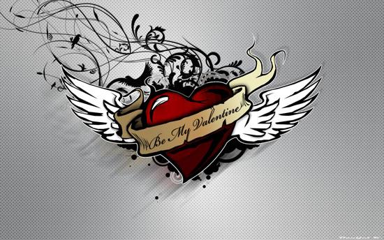Be My Valentine wallpaper