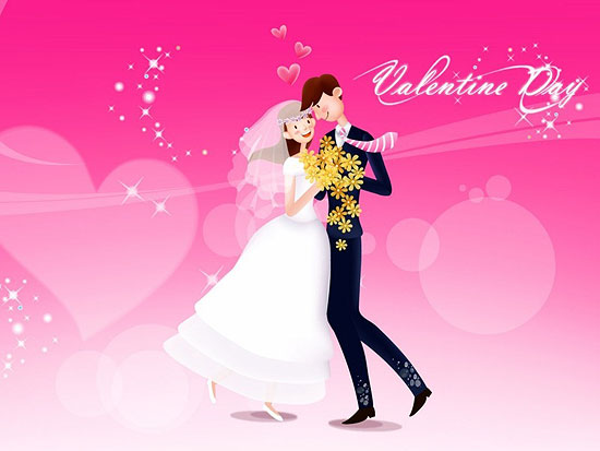Love Dance Wallpaper