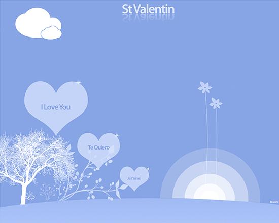 Valentine Saint