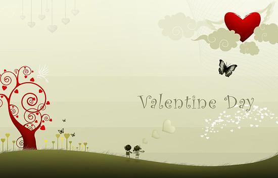 Valentine Special wallpaper