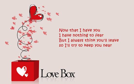 Valentine Love Poem