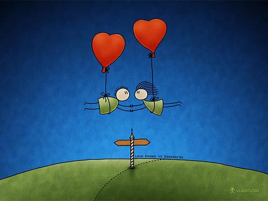 Love Knows No Boundaries