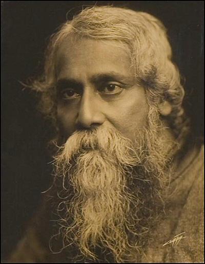 Rabindranath Tagore in his prime