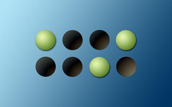 Binary New Year 2012 Wallpaper
