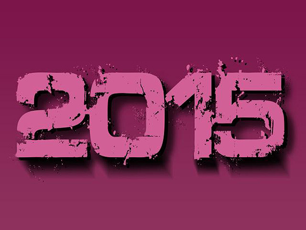2015 NEW YEAR HD WALLPAPER